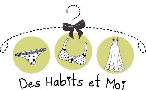 Des habits et moi
